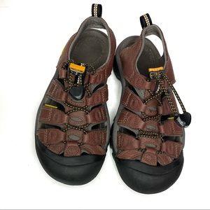 Keen Leather Waterproof Hiking Outdoor Sandals